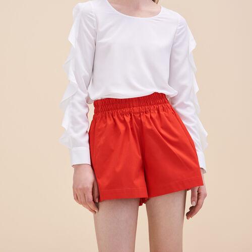 Short fluidi - Gonne e shorts - MAJE