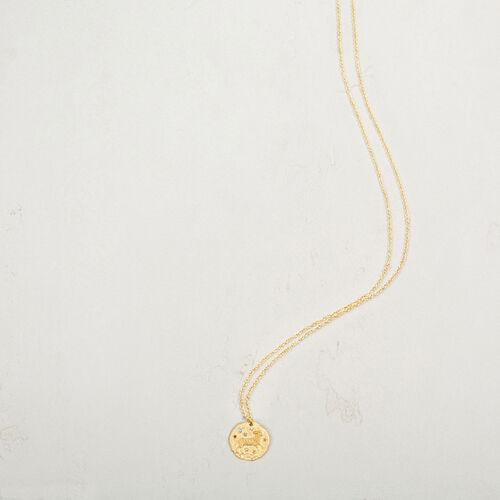 Collana segno zodiacale Ariete - Gioelli - MAJE