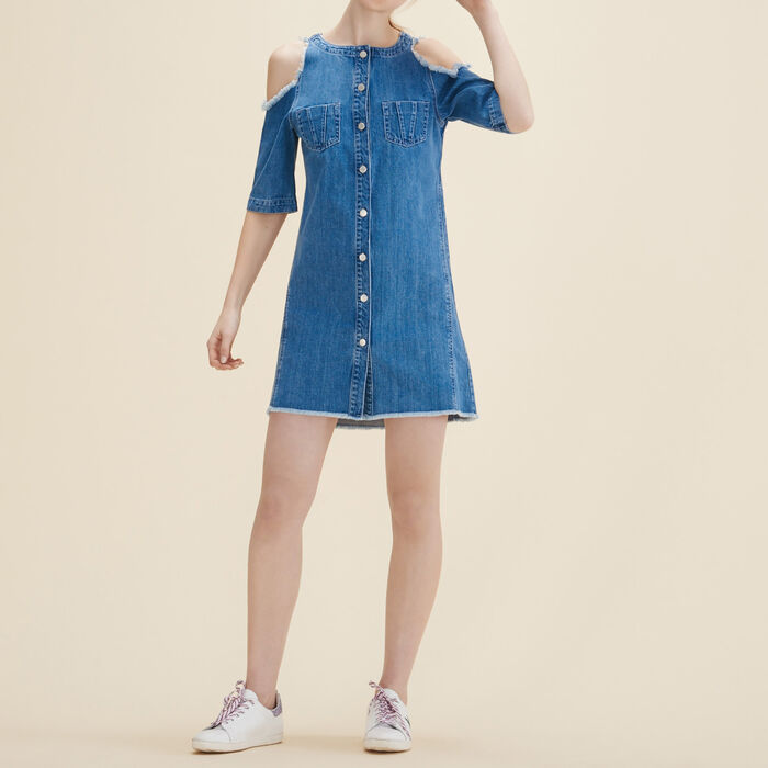 Abito in jeans - Vestiti - MAJE