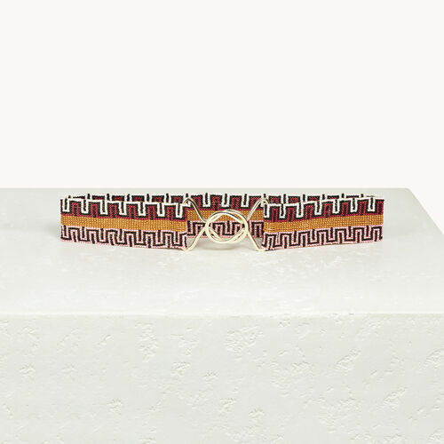 Cintura in perle - Cinture - MAJE