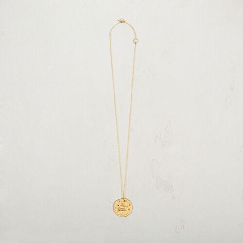 Collana segno zodiacale Sagittario - Gioelli - MAJE