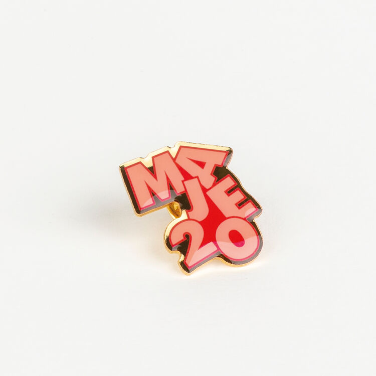 Le Spillette X 20 anni : Gadgets colore Multicolore