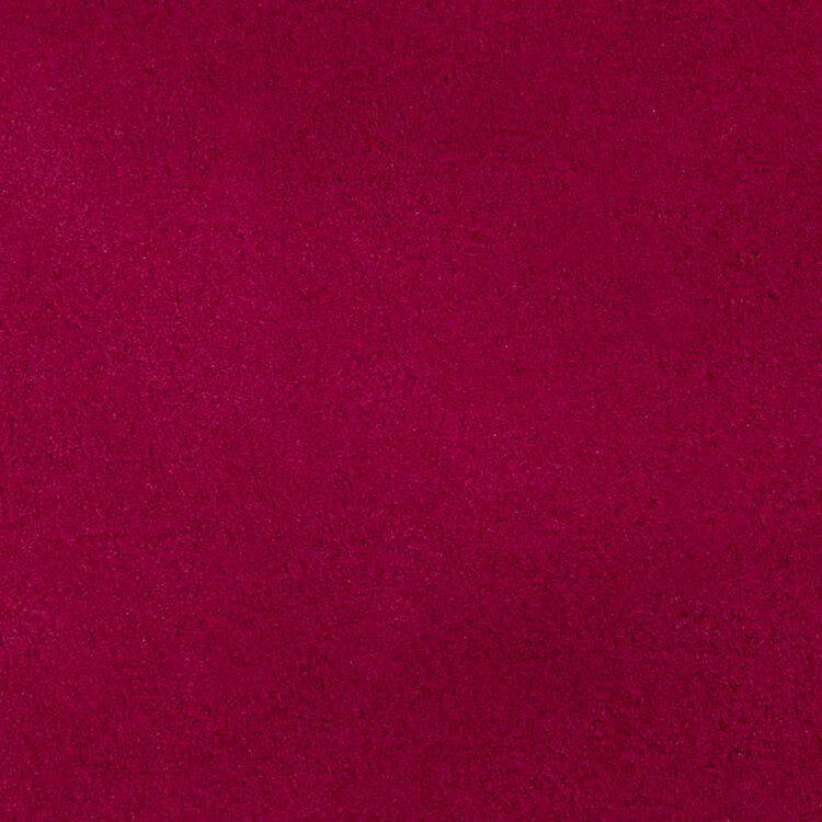 Borsa M in pelle scamosciata : Borse M colore Lampone