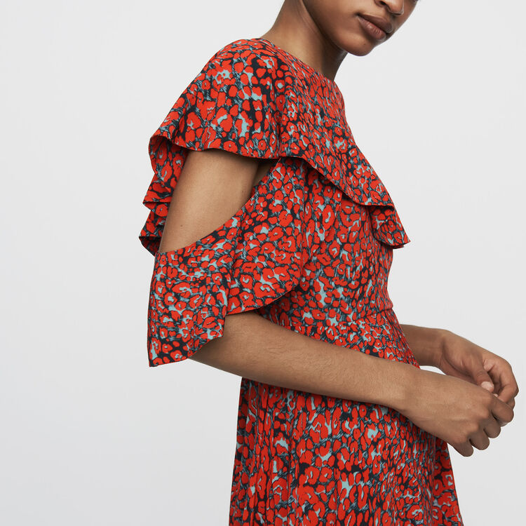 Vestito senza maniche stampato : Vestiti colore Stampato