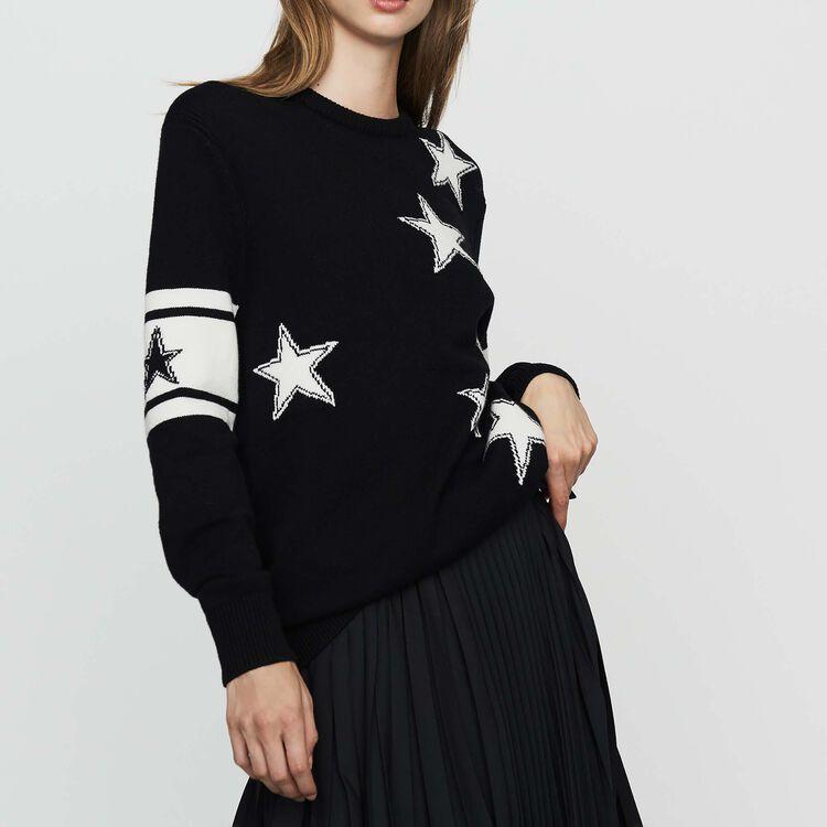 Pull oversize in maglia : Nuova Collezione colore Nero