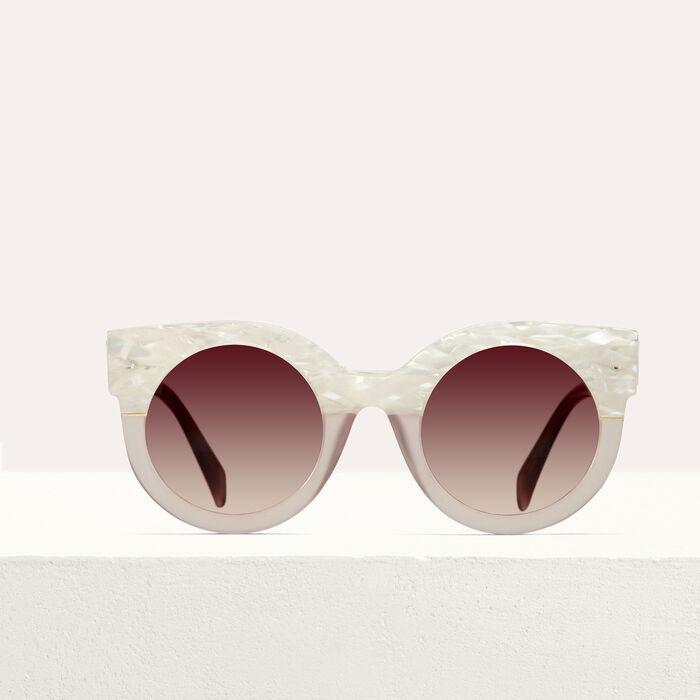 Occhiali da sole cat eye : Occhiali colore Rosa