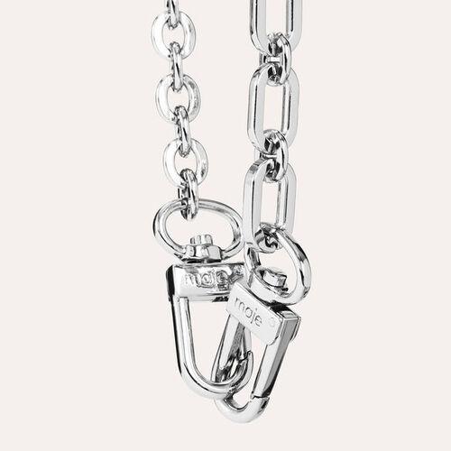 Catena amovibile per borsa argento : Tracolle colore Argento
