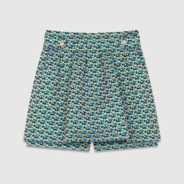 Pantagonna in jacquard : Gonne e shorts colore Jacquard