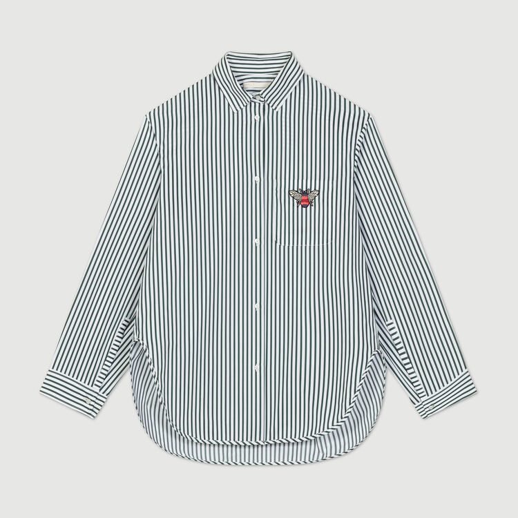 Striped shirt : Camicie colore A Righe