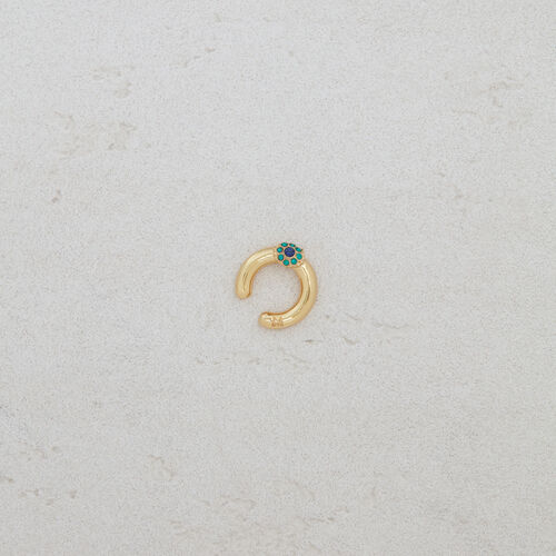 "Orecchino Earcuff "" Eye"" : Gioelli colore OR"