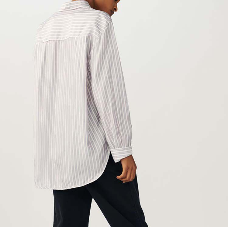 Striped shirt : Camicie colore A Righe