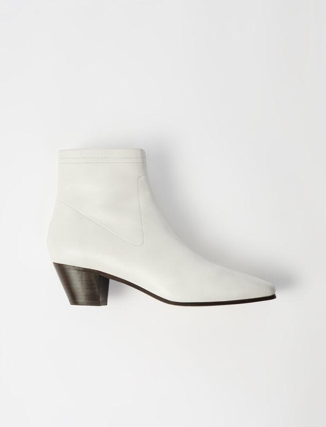 Stivali a calza in suede - Stivali e Stivaletti - MAJE