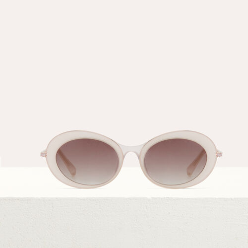 """Occhiali da sole """"Farfalle"""" : Occhiali colore Rosa"""