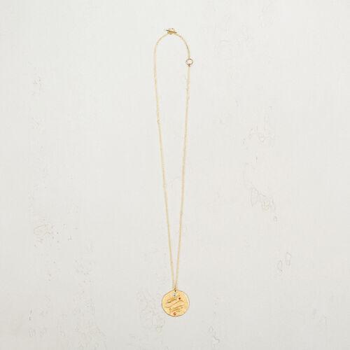 Collana segno zodiacale Pesci - Gioelli - MAJE