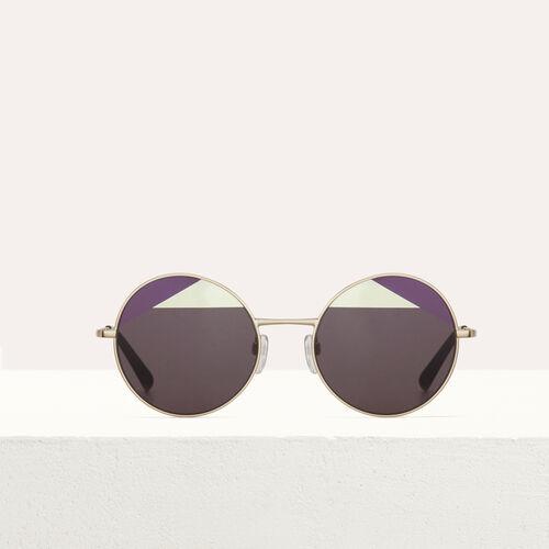 Occhiali da sole in metallo : Occhiali colore Multicolore