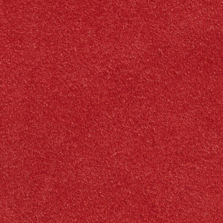 Borsa MWALK in pelle con frange : M Walk colore Rosso