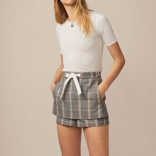 Pull in maglia fine : Pullover e cardigan colore Ecru