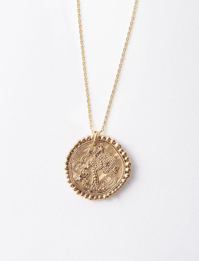 Collana segno zodiacale Acquario -  - MAJE