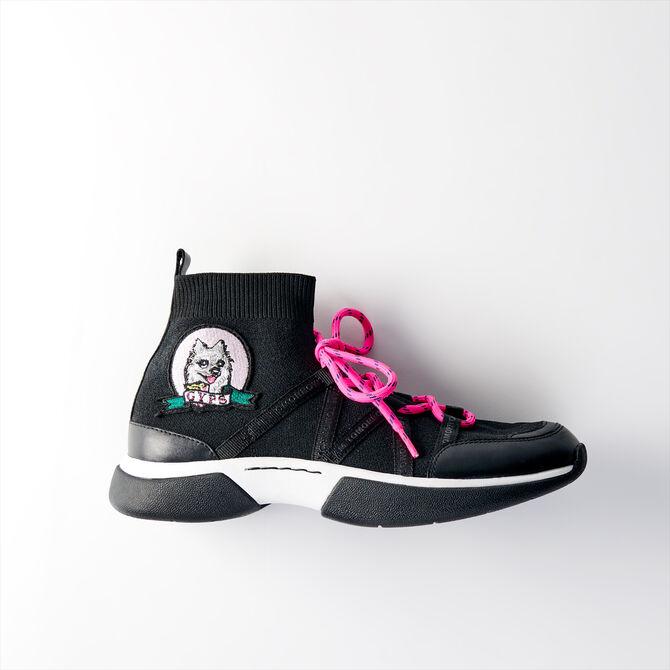 Gmeshyps W21 sneakers in Stretch - staff private sale 20 - MAJE