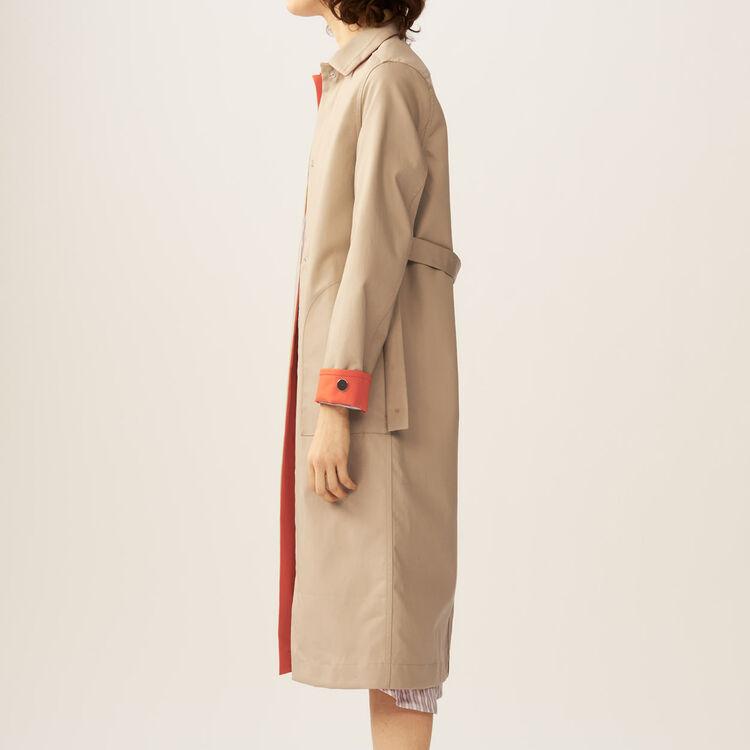 Trench coat : Cappotti colore Beige