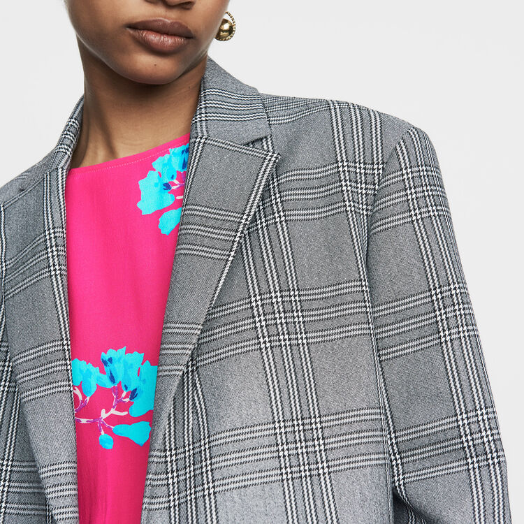 Giacca di tailleur : Office girl colore CARREAUX