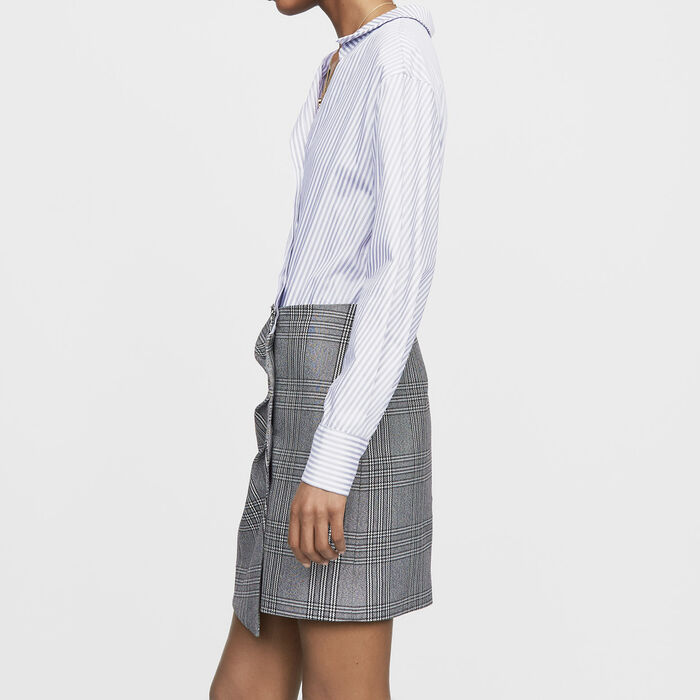 Vestito effetto 2 in 1 : Prêt-à-porter colore Stampato