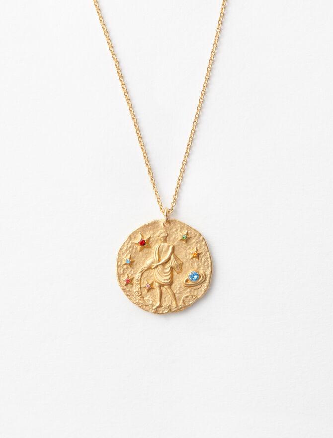Collana segno zodiacale Vergine -  - MAJE
