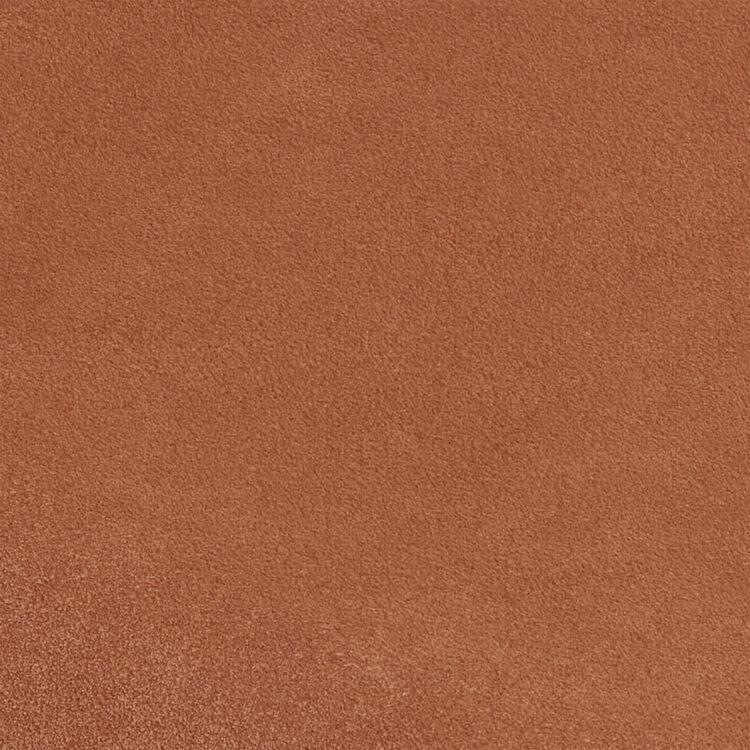 Shopper in pelle con frange : Altre M colore Cammello