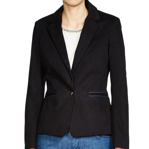 Tailored jacket : Giacche e giubbotti colore Blu Notte