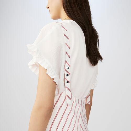 Striped skirt : Vestiti colore A Righe