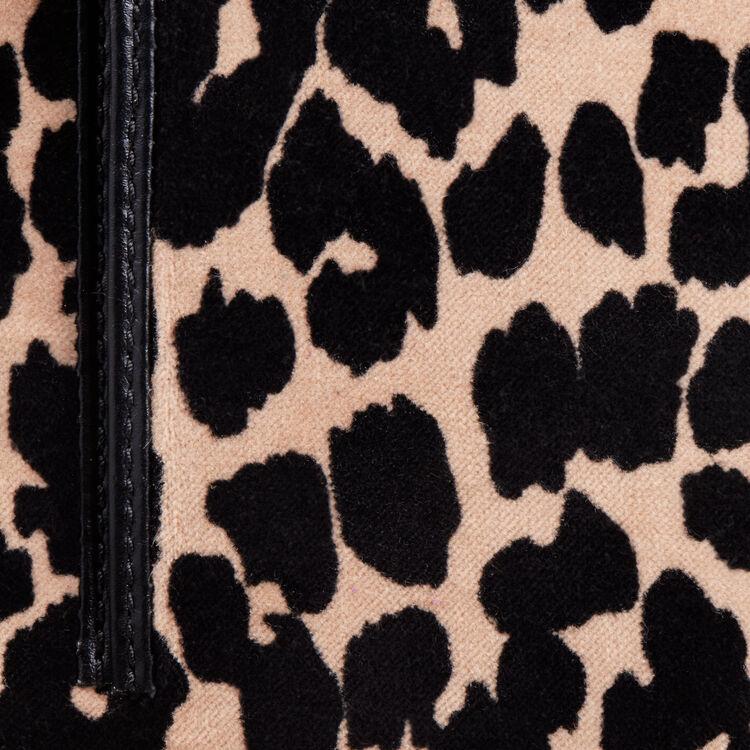 Borsa con stampa leopardo : La mezza stagione colore IMPRIME