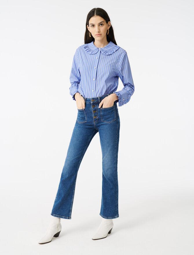 Jeans con tasche -  - MAJE