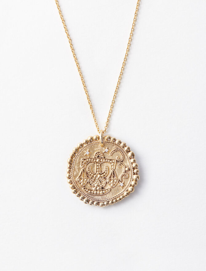 Médaille Constellation Balance -  - MAJE