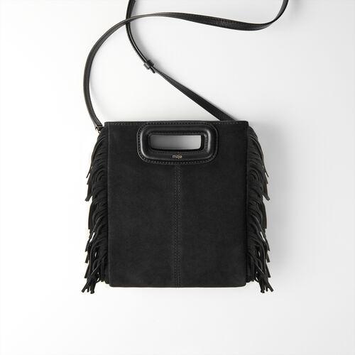 Sandali con tacco in satin : Tutte le borse colore Nero