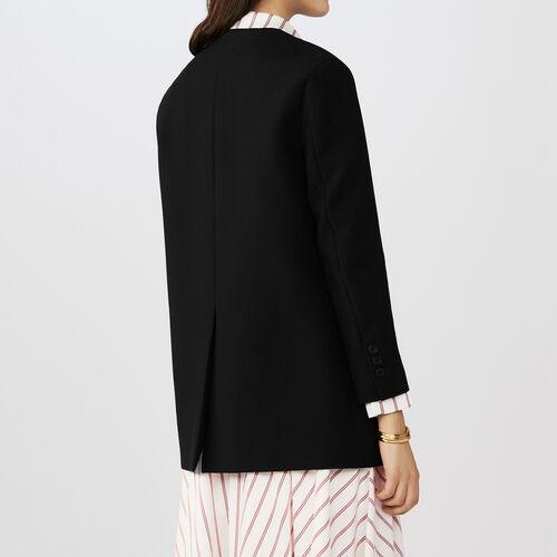 Blazer kimono collar : Giacche colore Nero