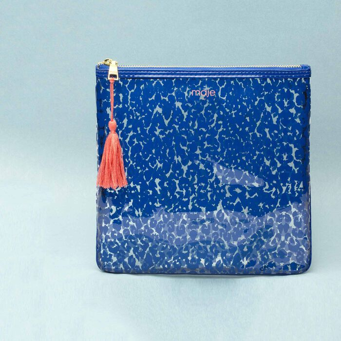 Beach pouch : Gift with purchase colore Trasparente