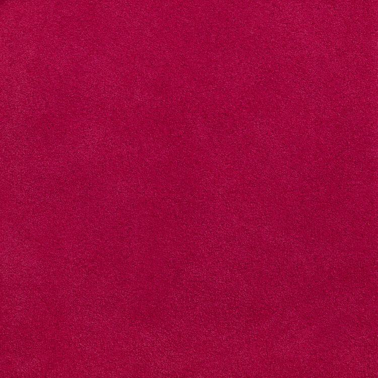Bisaccia in pelle scamosciata : Borse M colore Lampone