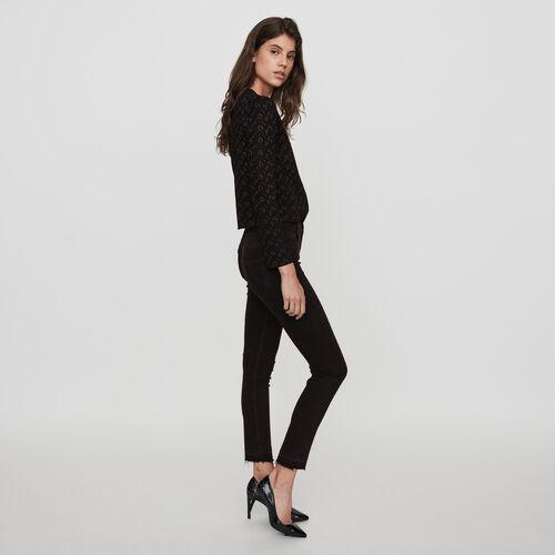 Jeans slim basici : Collezione Inverno colore Antracite