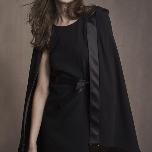 Giacca con paillettes : Giacche e giubbotti colore Nero