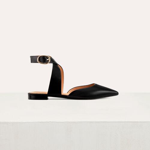 Décolleté bassi stile mules : Scarpe colore Nero