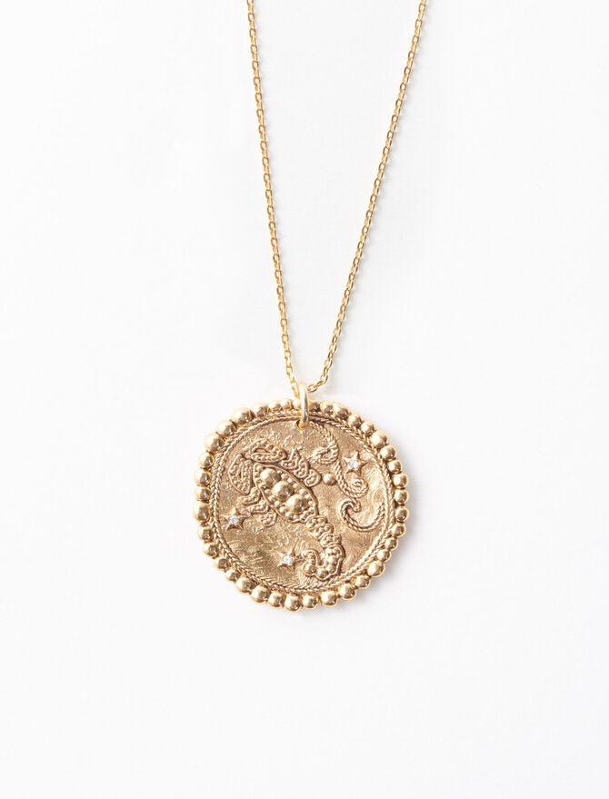 Collana segno zodiacale scorpione -  - MAJE