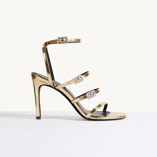 Sandali con tacco - Scarpe - MAJE