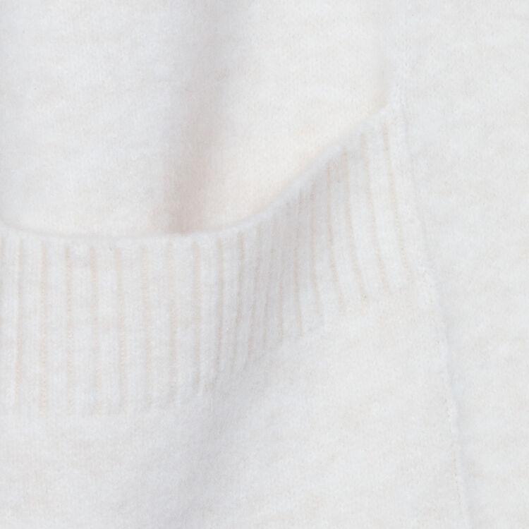 Cardigan lungo oversize : Maglieria colore ECRU