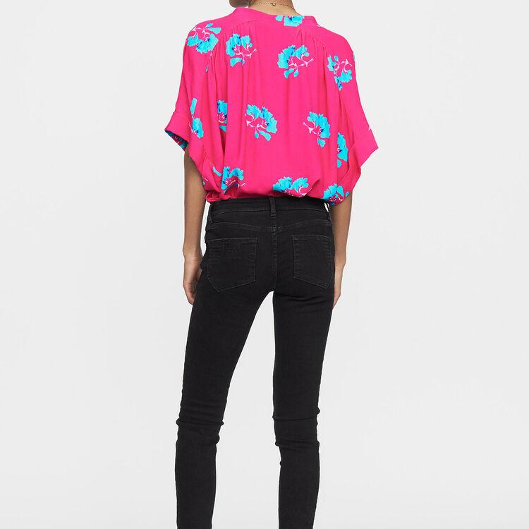Jeans slim : Jeans colore Antracite