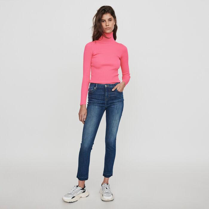 Jeans slim basici : Pantaloni e Jeans colore Blu