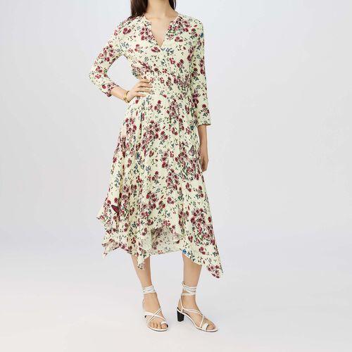 Printed dress : Vestiti colore IMPRIME