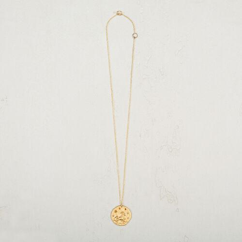 Collana segno zodiacale Capricorno - Gioelli - MAJE