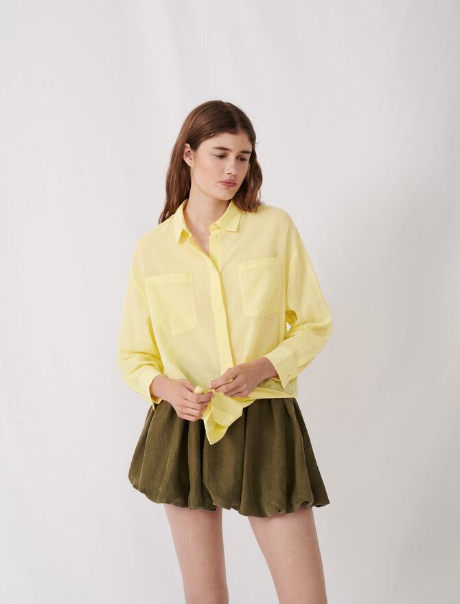 Camicia vaporosa - Tops e Camicie - MAJE