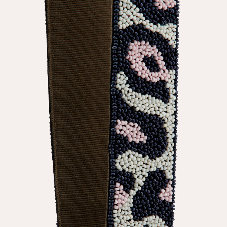 Tracolla per borsa di perle : Tracolle colore Multicolore