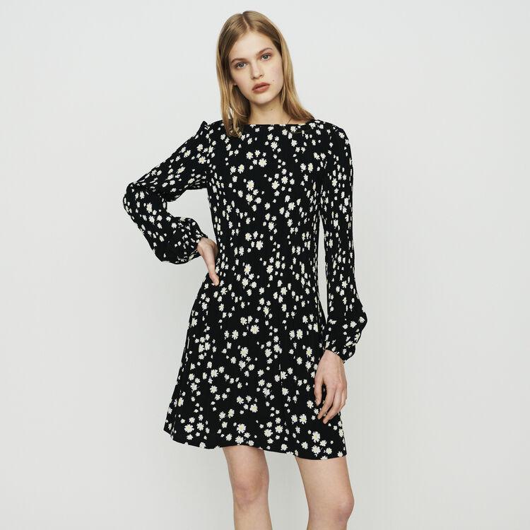 Vestito plissettatto : Vestiti colore IMPRIME
